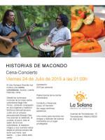 Historias de Macondo