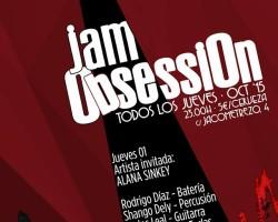 Este jueves arranca el tren de la Jam Obsession