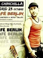 Y VUELVO AL CAFÉ BERLIN