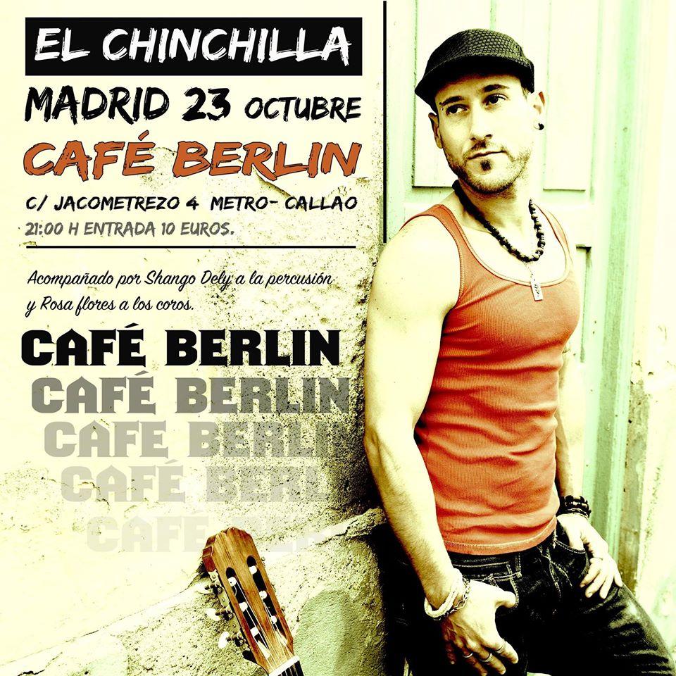 Chinchilla Cafe Berlin